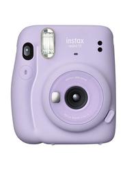 Fujifilm Instax Mini 11 Instant Film Camera, Lilac Purple