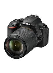 Nikon D5600 DSLR Camera with AF-S 18-140mm 3.5-5.6G ED VR Lens Kit, 24.2 MP, Black