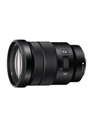 Sony E PZ 18-105mm f/4 G OSS Lens for Sony E-Mount Camera, Black