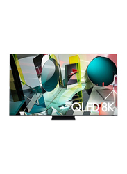 Samsung 65-inch Q950TS Flat 8K Ultra HD QLED Smart TV, QA65Q950TSUXZN, Black