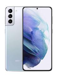 Samsung Galaxy S21 Plus 128GB Silver, 8GB RAM, 5G, Dual Sim Smartphone