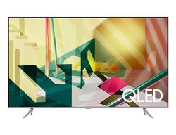 Samsung 85-inch Q70T Flat 4K Ultra HD QLED Smart TV, QA85Q70TAUXZN, Black