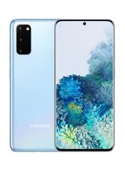 Samsung Galaxy S20 128GB Cloud Blue, 8GB RAM, 4G LTE, Dual Sim Smartphone, UAE Version