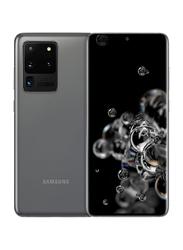 Samsung Galaxy S20 Ultra 128GB Cosmic Grey, 12GB RAM, 5G, Dual Sim Smartphone, UAE Version
