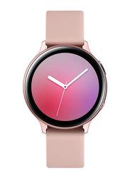 Samsung Galaxy Active 2 - 44mm Smartwatch, GPS Aluminium Case, Pink Gold Band