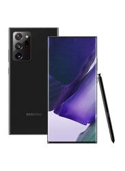 Samsung Galaxy Note 20 Ultra 256GB Black, 8GB RAM, 4G LTE, Dual Sim Smartphone