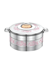 Bohara 3.5 Ltr Suhana Stainless Steel Hotpot with Lid, 9805/35/RGD, Rose Gold