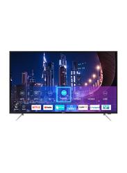 Evvoli 55-inch 4K Ultra HD LED Smart TV, 55EV200US, Black