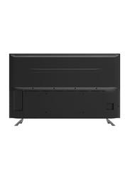 Evvoli 55-Inch 4K Ultra HD QLED Android Smart TV, 55EV250QA, Black