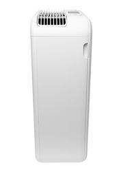 Evvoli 5-Layer Smart Air Purifier Filters with True Hepa Digital Control Sensor, EVAP-43W, White