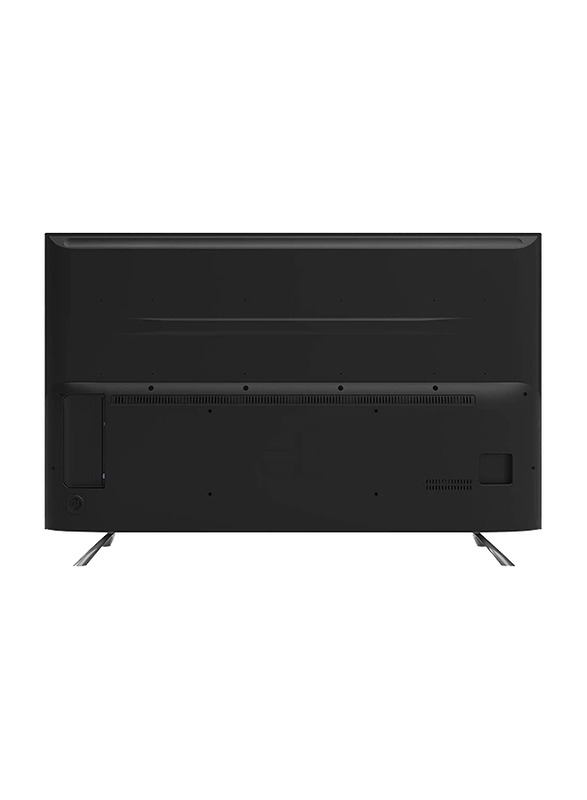 Evvoli 50-Inch 4K Ultra HD QLED Android Smart TV, 50EV350QA, Black