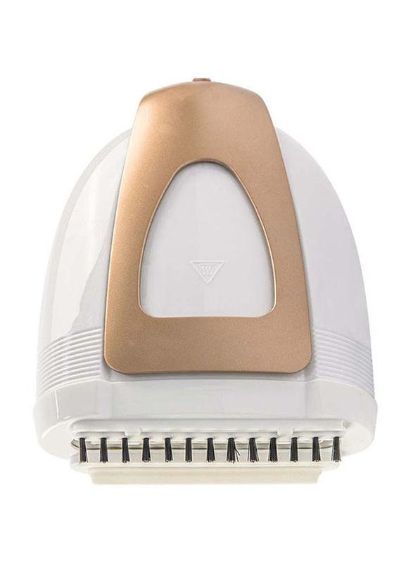 Evvoli 260ml Handheld Portable Garment Steamer with Auto Shut-Off, 1750W, EVIR-HS1750G, Gold