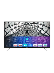 Evvoli 58-inch 4K Ultra HD LED Smart TV, with Digital Netflix and YouTube, 58EV200US, Black