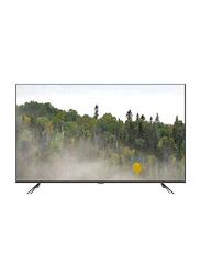 Evvoli 43-inch 4K Ultra HD LED Smart TV, with Digital Netflix and YouTube, 43EV250US, Black