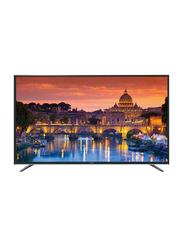 Evvoli 43-inch Full HD LED SAT TV, with Dolby Atmos, 43EV100D, Black