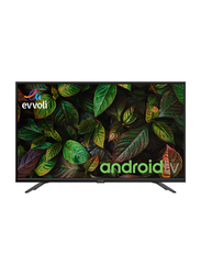 Evvoli 32-Inch HD Digital Android LED TV, 32EV200DA, Black