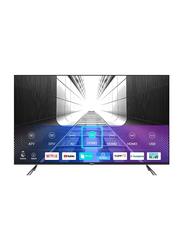 Evvoli 50-inch 4K Ultra HD LED Smart TV, with Digital Netflix and YouTube, 50EV250US, Black