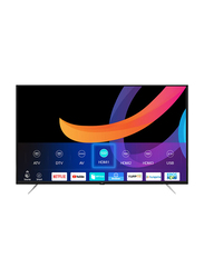 Evvoli 65-inch 4K Ultra HD LED Smart TV, with Digital Netflix and YouTube, 65EV200US, Black