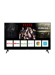 Star X 55-inch 4K Ultra HD DLED Smart TV, with Digital Netflix and YouTube, 55UH680V, Black