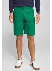 Springfield Basic Bermuda Shorts for Men, 46 EU, Green