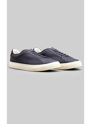 Springfield Lace-Up Sneakers, 43 EU, Medium Blue