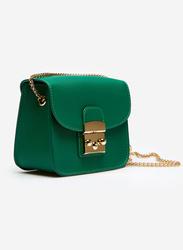 Springfield Sling Bag for Women, Green