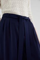 Springfield Fancy Bermuda Shorts for Women, 38 EU, Light Blue