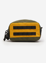 Springfield Camouflage Wash Bag for Men, Green