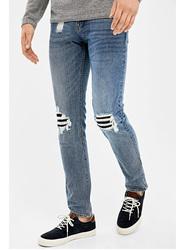 Springfield Denim Jeans for Men, 34 EU, Medium Blue