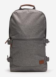 Springfield Two Side Travel Backpack Bag for Men, Dark Grey