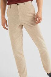 Springfield Sport Trousers Chinos for Men, 48 EU, Beige