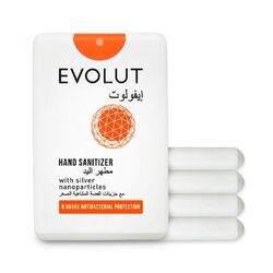 Evolut - Protection For Every Day, Kit (5 Sanitizers)
