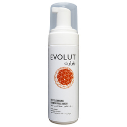 Evolut - Cleansing Foam With Silver Nanoparticles, 150 ml