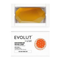 Evolut - Antibacterial Soap With Silver Nanoparticles, 95 gm