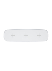 Boltron Wireless Charging Pad, White