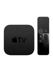 Apple 64GB Wireless 4K TV, MP7P2, Black