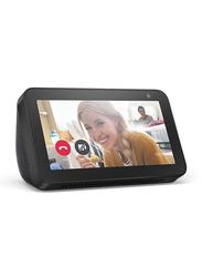 Amazon Echo Show 5 Smart Display Portable Bluetooth Speaker with Alexa, Charcoal