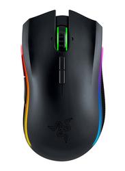 Razer Mamba RZ01-02710100-R3U1 Wireless Optical Gaming Mouse, Black