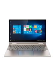 "Lenovo Yoga C740 2 in 1 Laptop, 14"" FHD Touch Display, Intel Core i5-10210U 10th Gen 1.6GHz, 8GB RAM, 256GB SSD, Intel UHD Graphics, EN KB, Win10, 81TC000JUS, Mica"