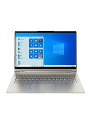 "Lenovo Yoga C940 2-in-1 Convertible Laptop, 14"" UHD T-Display, Int-Core i7-1065G7 10thGen 3.90GHz, 512GB SSD + 32GB Optane, 16GB RAM, Intel Iris Plus, EN KB w/FP Reader, Win10 w/Stylus Pen, Iron Mica"