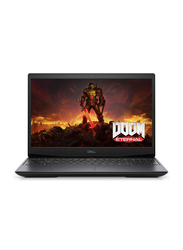 "DELL G5-5500 Gaming Laptop, 15.6"" FHD Display, Intel Core i7-10750H 10th Gen 2.6GHz, 16GB RAM, 512GB SSD, 6GB NVIDIA GTX 1660Ti Graphics, EN KB, Win10, Black"