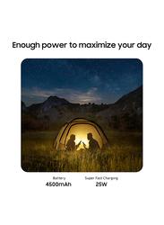Samsung Galaxy A71 128GB Prism Crush Black, 8GB RAM, 4G LTE, Dual Sim Smartphone, UAE Version