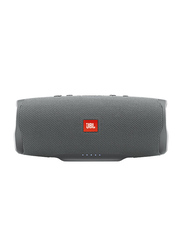 JBL Charge 4 Waterproof Portable Bluetooth Speaker, Grey