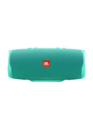 JBL Charge 4 Waterproof Portable Bluetooth Speaker, Teal