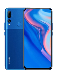 Huawei Y9 Prime 128GB Sapphire Blue, 4GB RAM, 4G LTE, Dual Sim Smartphone