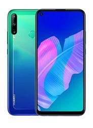 Huawei Y7P 64GB Aurora Blue, 4GB RAM, 4G LTE, Dual Sim Smartphone