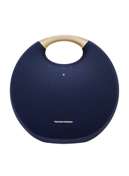 Harman Kardon Onyx Studio 6 Portable Wireless Speaker, Blue