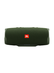 JBL Charge 4 Waterproof Portable Bluetooth Speaker, Green