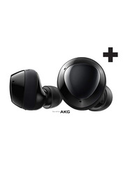 Samsung Galaxy Buds+ Wireless In-Ear Noise Cancelling Headphones, Black