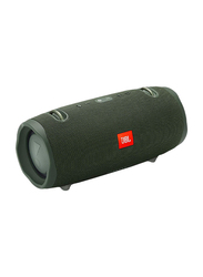 JBL Xtreme 2 Waterproof Portable Bluetooth Speaker, Green
